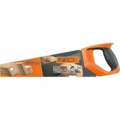 Neo Tools Handzaag 400mm 7 Tpi Teflon Gecoat Fast Cut