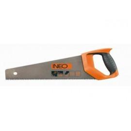 Neo Tools Handzaag 450mm 7 Tpi Teflon Gecoat Fast Cut