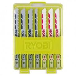 RYOBI RAK10JSB - Decoupeerzaagbladenset 5 stuks